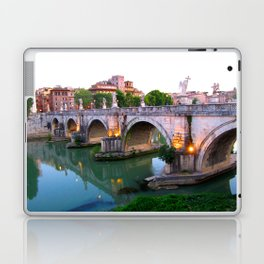 Ponte Sant'Angelo Laptop & iPad Skin