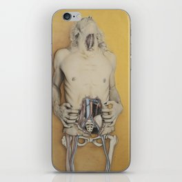 Memento Mori I iPhone Skin