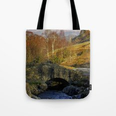 Ashness Bridge  Lake District Tote Bag