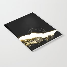 Golden Mountain Notebook