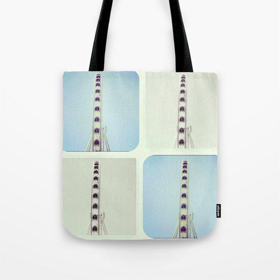 Seattle Dreaming Tote Bag