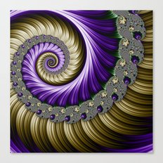 The Magic Shell Canvas Print