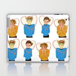 Star Trek Triumvirate Laptop & iPad Skin