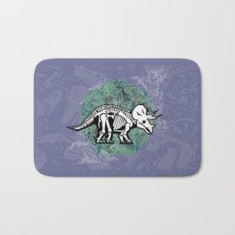 Triceratops Fossil Bath Mat