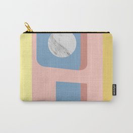 Marble Moon Carry-All Pouch