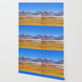 Atacama Salt Lake Wallpaper