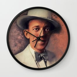Jimmie Rodgers, Music Legend Wall Clock
