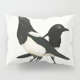 Two For Joy - Magpie Pair Pillow Sham