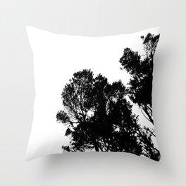 Blackwood Throw Pillow