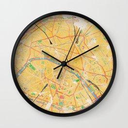 Another Paris Wall Clock