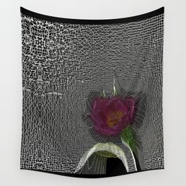 Tulip Grid Wall Tapestry