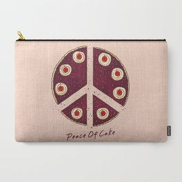 Peace of Cake Carry-All Pouch