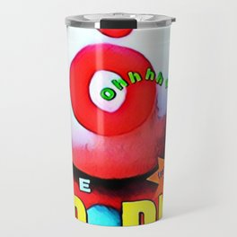 Mr. Bill - Graphic 2 Travel Mug