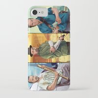gta iPhone & iPod Cases featuring Breaking Bad mashup GTA V  by Akyanyme