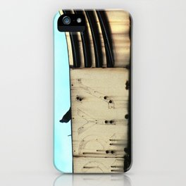 Five and Dime -- Pigeon iPhone Case