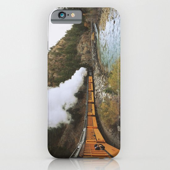 Steam Train iPhone & iPod Case