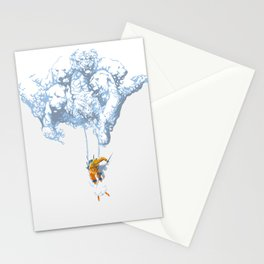 Avalanche Stationery Cards