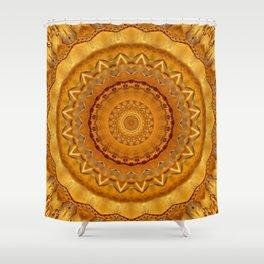 Mandala fairness  Shower Curtain
