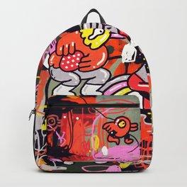 Monster burglar Backpack