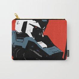 Gundam Rx-93 headbust Carry-All Pouch
