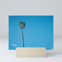 Lone Palm Mini Art Print