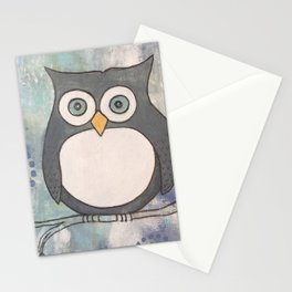 Owl I Need is You Stationery Cards