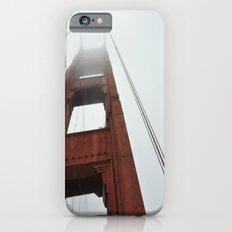 Fog on the Golden Gate Slim Case iPhone 6s