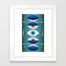 Opsi Framed Art Print