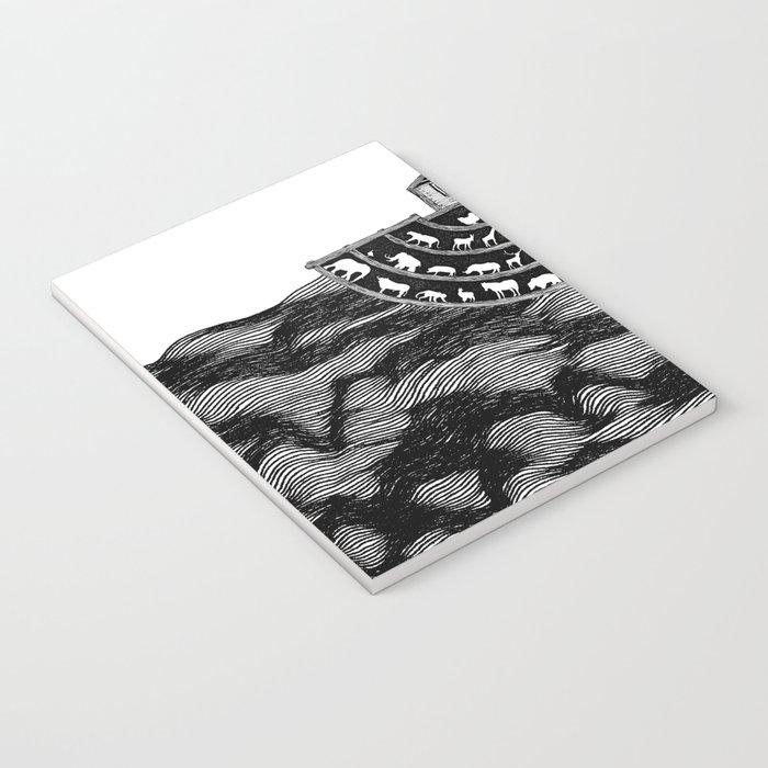 Noah's Ark Notebook