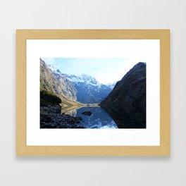 Lake Marian Framed Art Print