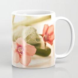 Beautiful origanum flower - Floral Photography #Society6 Coffee Mug