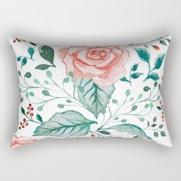Rosé Rectangular Pillow