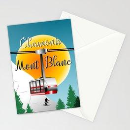 Mont Blanc Chamonix Stationery Cards