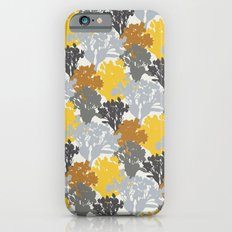 Acer Bouquets - Golds & Silvers Slim Case iPhone 6s