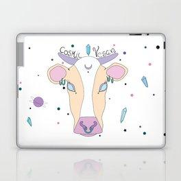 Cosmic Cow Laptop & iPad Skin