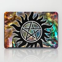 supernatural iPad Cases featuring Supernatural by Spooky Dooky