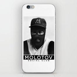 Molotov Social Club iPhone Skin