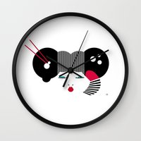 japanese Wall Clocks featuring Japanese by Shu | Formanuova