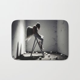 The great below Bath Mat
