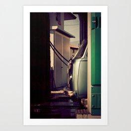 VwT2-n.3 Art Print