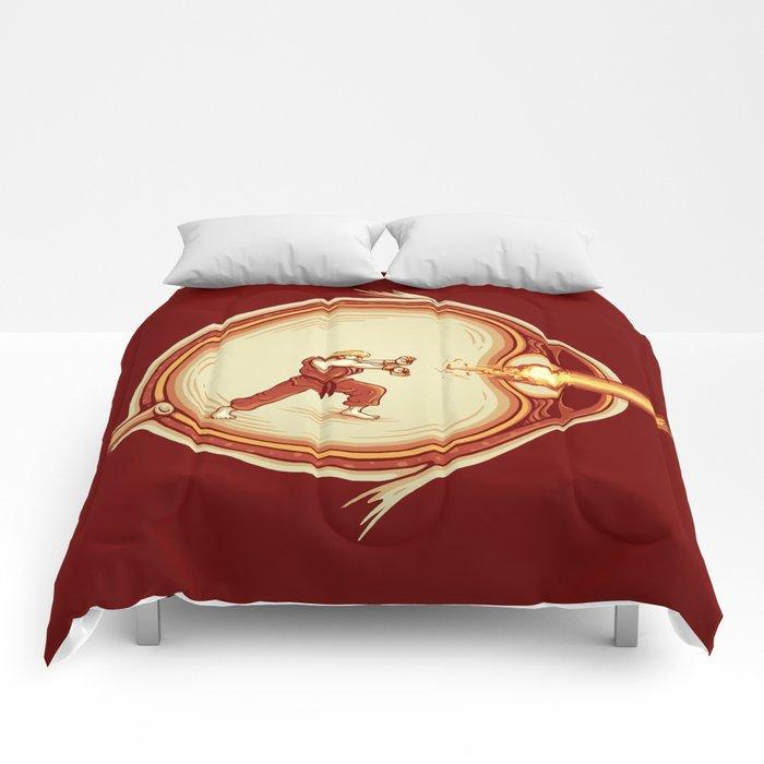 Optic Blast Comforters