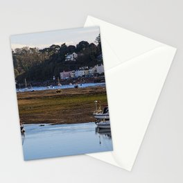 Shaldon at Low Tide Stationery Cards