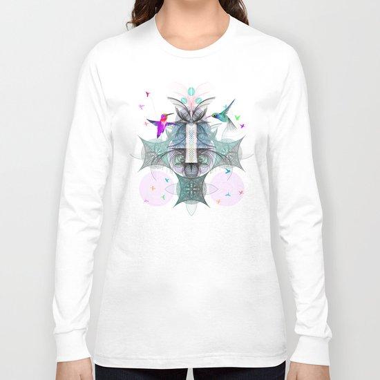 The Hummingbird Dimension Long Sleeve T-shirt