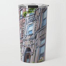 Prospect Heights Brooklyn Brownstone Travel Mug