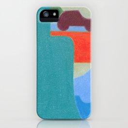 Stuck on the Slowlane iPhone Case