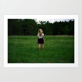 WILD&YOUNG Art Print