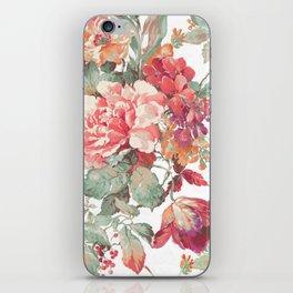 spring garden iPhone Skin