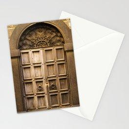 Orvieto Door Stationery Cards