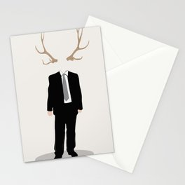 Nature and Society Stationery Cards