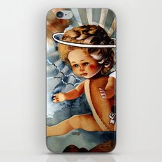 Doll iPhone & iPod Skin